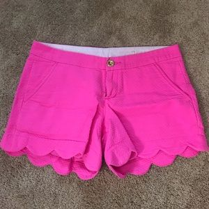 Lilly Pulitzer Buttercup 5' shorts